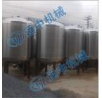 6000L储料桶,储料罐,物料罐,不锈钢卧式储罐
