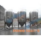 温州低价扎啤酒发酵罐,啤酒发酵罐直销厂家