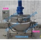 不锈钢可倾式带搅拌夹层锅