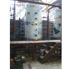 盘管式蒸发浓缩器,高效真空盘管浓缩器GN刮板式浓缩器