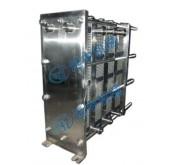 不锈钢分段式热交换器