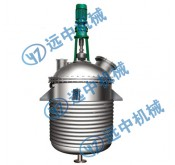 电/蒸汽/导热油加热反应釜